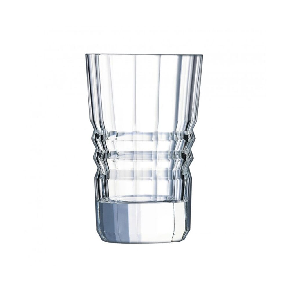 Crystal Shooter 6 cl - Sold by 6 - Architect - Cristal d'Arques Paris